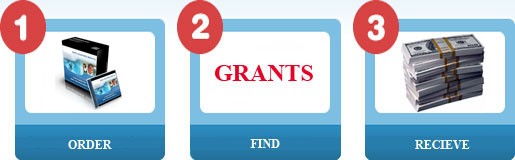Getting government grants free is easy as 1-2-3!